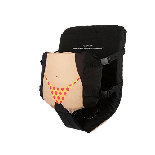 Floaty Pants Hands-Free Party Floatation Device (Polka Dot Bikini, L) -