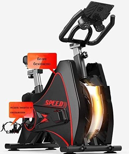 MJ-Sports Bicicleta de Ejercicio Profesional, Soporte de Volante ...