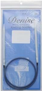 "Denise Interchangeable Circular Needles US 7/4.5mm-24"""