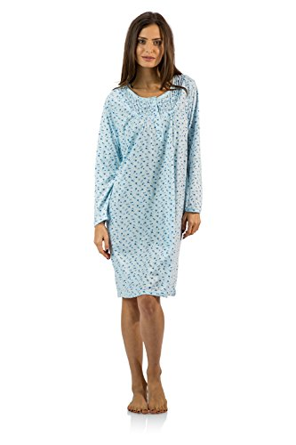 Casual Nights Long Sleeve Nightgown product image