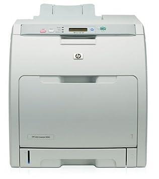 HP Color LaserJet 3000dtn Printer - Impresora láser (Hasta 60000 ...