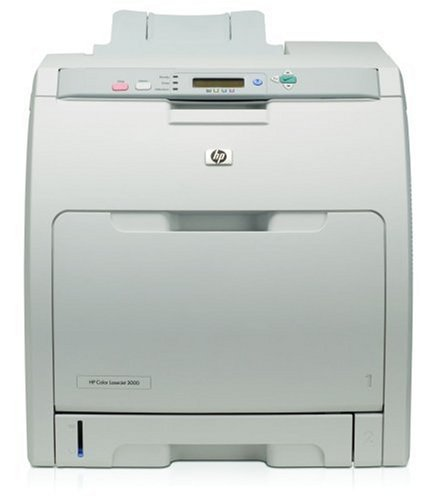 HP Color LaserJet 3000dtn Printer - Impresora láser (Hasta ...