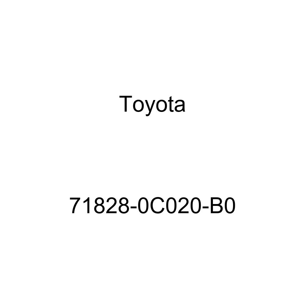 TOYOTA Genuine 71828-0C020-B0 Seat Cushion Molding