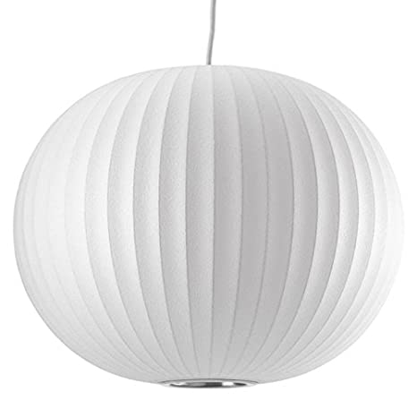 Modernica ball lamp lg george nelson large ball bubble pendant lamp modernica ball lamp lg george nelson large ball bubble pendant lamp large aloadofball Image collections