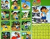 Go Diego Go 2010 Wall Calendar