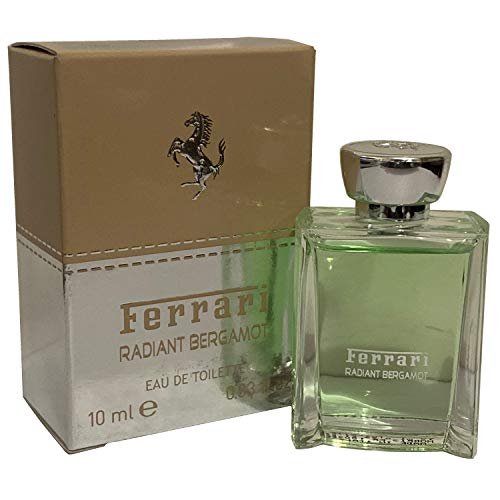 Ferrari Radiant Bergamot Eau De Toilette Spray 10ml Amazon De Beauty