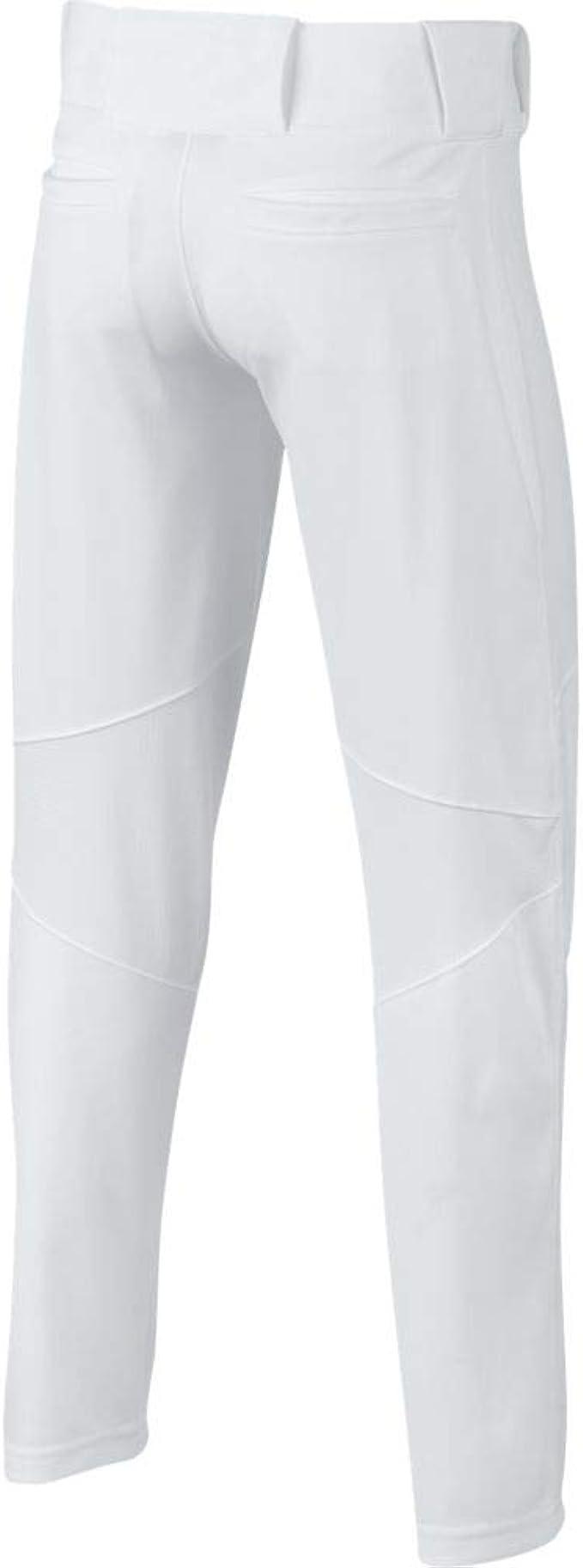 Amazon.com: Nike Pro Vapor - Pantalones de béisbol para niño ...