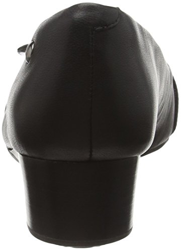Hush Puppies HW05802-601, Zapatos de Cuñas Mujer Negro (Black)