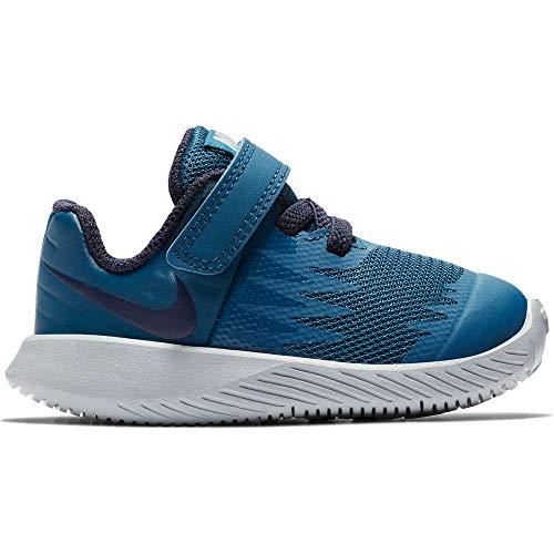 green Fitness Nerastro Da tdv Force Blue Scarpe blue Nike Unisex Runner Abyss blackened 407 Blu Star Bambini verde blu – XqgwxPT