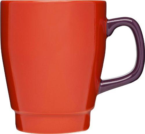 Sagaform POP Stoneware Mug, 11-3/4-Ounce, (11.75 Ounce Mug)