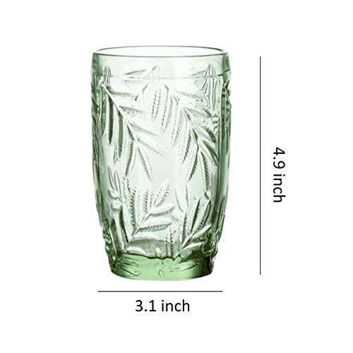 Buy green tea glass cups