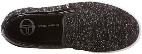 Sergio Tacchini Damen Fanny Sneaker Nero (Black)