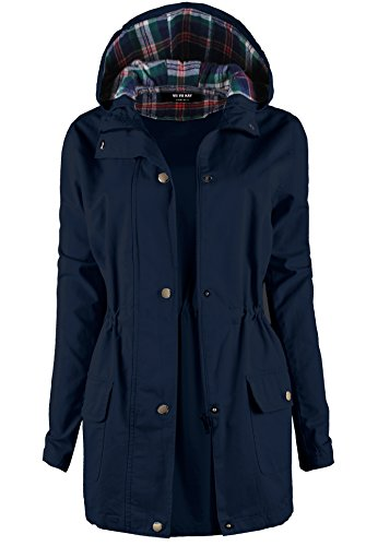 Cotton Anorak Jacket - 9
