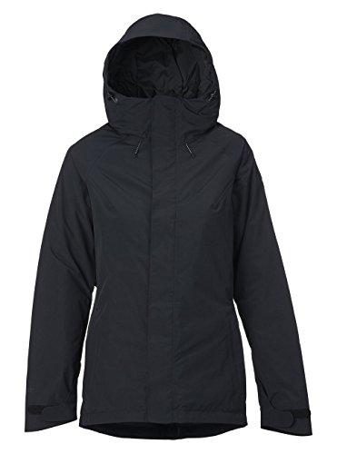 2018 Womens Snowboard Jacket - Burton Women's Gore-Tex Rubix Jacket [Shell], True Black, Large
