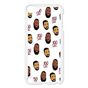100 Emoji Custom Cell Phone Case for iPod Touch 5 by Nickcase