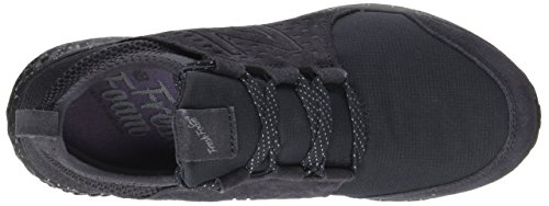 Donna Scarpe black Foam New Nero Indoor Sportive Fresh Cruz grey Balance 4w7pzpIq0