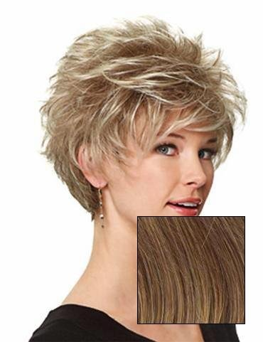 Price comparison product image Perk Petite Size Wig by Gabor | Wigs Unlimited - G29+ Cayenne Mist