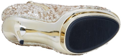 Heel The Women's Gold Sequins 31 Highest Diamond OHqpxfqw