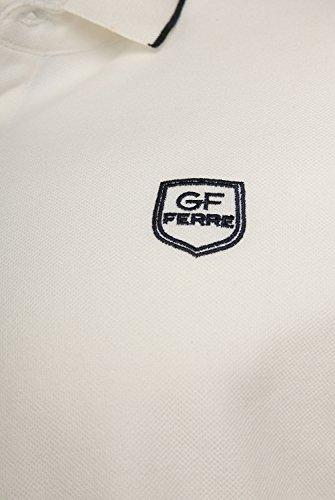 Gianfranco Ferre Herren Poloshirts Weiß 694F2715-82092-001, size:XL