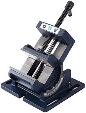 ヘビーデューティー高硬度傾斜プライヤー3インチ/ 4インチチルト精密角度プライヤー0-90°モバイルベンチバイス (3インチ)