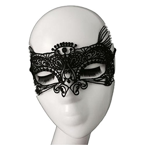 Mardi Gras Party Masquerade Mask,Sexy Openwork lace mask