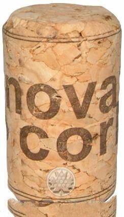 #8 Short Straight corks 7/8'' x 1 1/2'' (22x38mm) Bag of 1000 by Nova