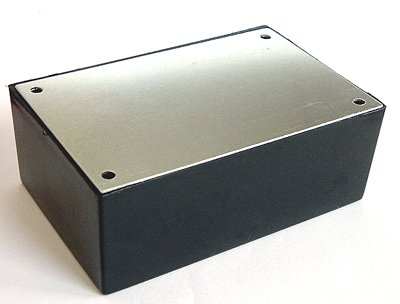 Electronics Enclosure Plastic Project Box 2 687 Quot X 1 687