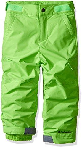 Columbia Big Boys' Ice Slope II Pant, Green Mamba, Medium