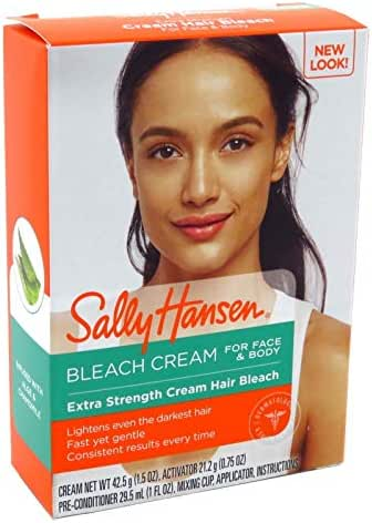 Sally Hansen Extra Strength Creme Bleach, Complete Kit
