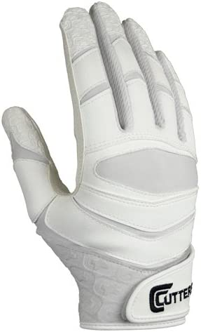Cutters Gloves C-TACK Revolution Solid Football Gloves