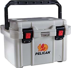 Pelican ProGear 20QT 20 Quart Elite Cooler, White