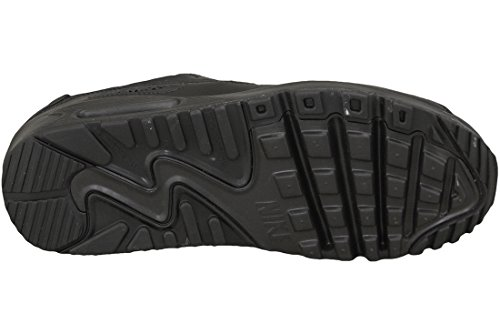 Max 833418001 Scarpe GS Mesh 90 Noir Air Nike Sportive Owq5AA