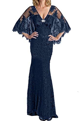 LaMarie Braut Damen Spitze Brautmutterkleider Abendkleider ...