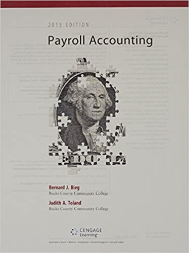 Payroll accounting 2015 with cengage learnings online general payroll accounting 2015 with cengage learnings online general ledger 2 terms 12 months printed access card 25th edition fandeluxe Gallery