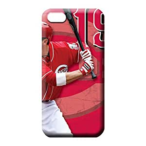 iphone 5c Sanp On Protector Perfect Design phone covers cincinnati reds mlb baseball