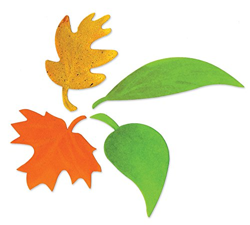 Ellison Sizzix Originals Die-Large Leaves #2 ()