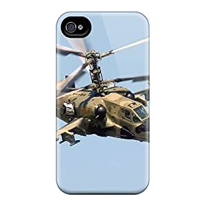 Hot New Helicopter Case Cover For Iphone 4/4s With Perfect Design