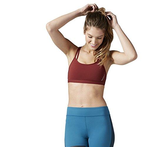 Reebok Hero Soutien-Gorge de Sport Femme, Multicolore, FR : M (Taille Fabricant : M)