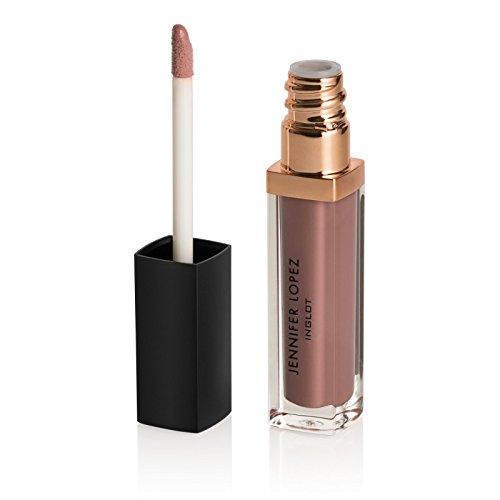 INGLOT Cosmetics Jennifer Lopez JLo LipGlossy Lip Gloss J229 Burnt Sienna ()