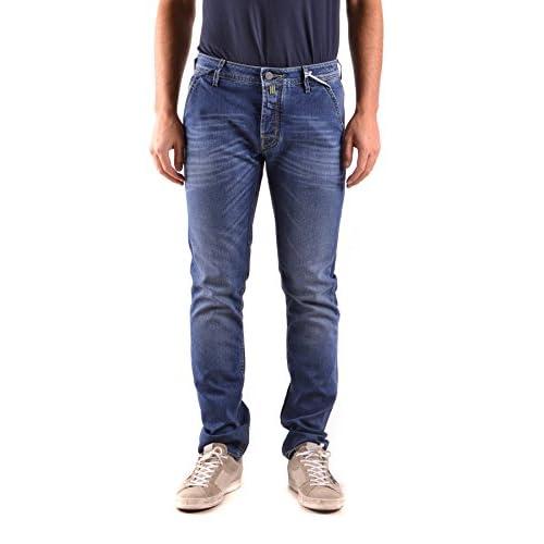 new Jacob Cohen Hombre MCBI160075O Azul Algodon Jeans - abckhabar.in ae40b552c2a2