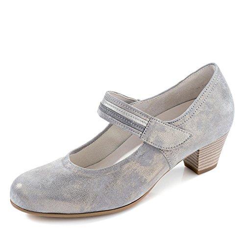 Gabor - Zapatos de vestir de Piel para mujer Beige beige