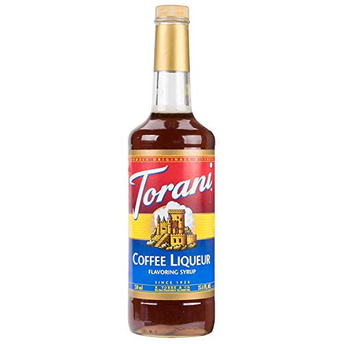Flavored Liqueur - Torani Coffee Liqueur
