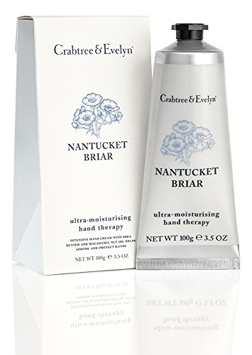 Crabtree & Evelyn Ultra Moisturising Hand Cream Therapy Nant