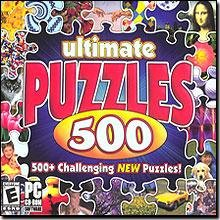 Ultimate Puzzles 500 - Ultimate Valusoft Puzzles