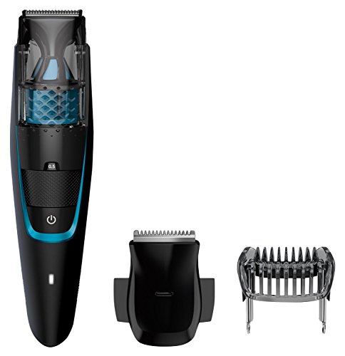 Philips BT7202/13 Series 7000 Beard and Stubble Trimmer with Integrated Vacuum System by Philips