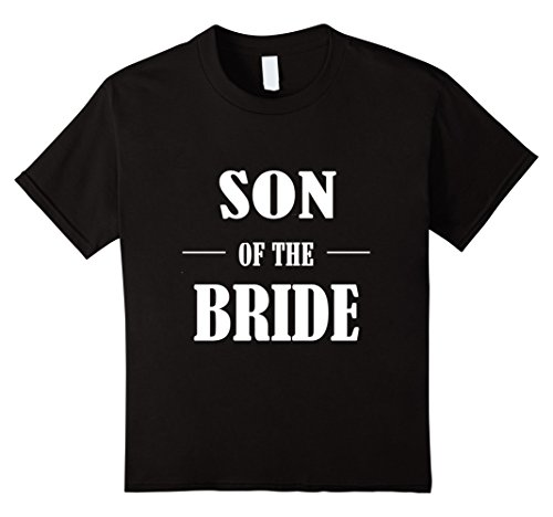 Top 10 Bachelor Party Ideas (Kids Fun Son of the Bride T Shirt Funny Wedding Bachelor Party T 10 Black)
