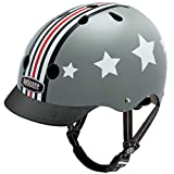 Nutcase - Patterned Street Bike Helmet for Adults, Fly Boy, Medium