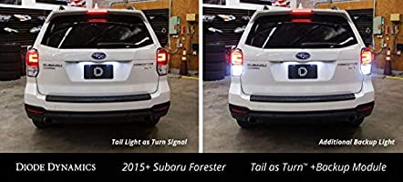 Tail as Turn +Backup LED Module for 2017-2018 Subaru Forester Stage 2 Kit  (pair)