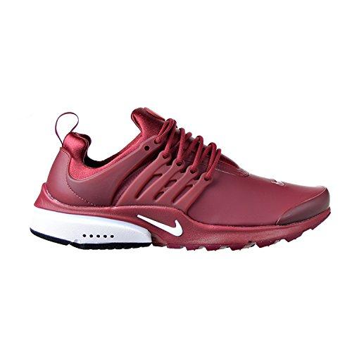Nike Air Presto Low Chaussures De Course Pour Hommes Équipe Rouge / Blanc / Noir