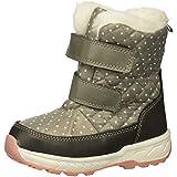 Carter's Girls' Fonda Cold Weather Snow Boot, Grey, 7 M US Toddler
